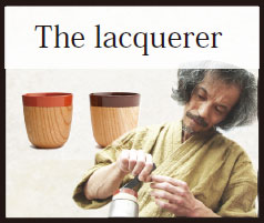 the lacquerer